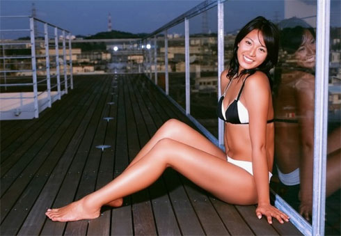 Volleyball-player-Miwa-Asao-002-by-ohfree.net_ Female Japanese beach volleyball player Miwa Asao 浅尾 美和 leaked