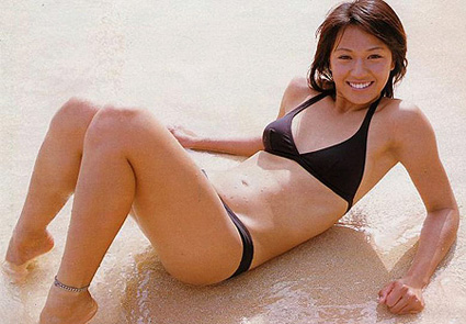 Volleyball-player-Miwa-Asao-005-by-ohfree.net_ Female Japanese beach volleyball player Miwa Asao 浅尾 美和 leaked