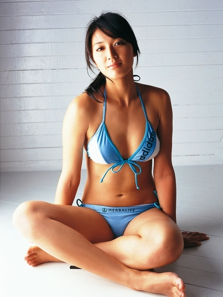 Volleyball-player-Miwa-Asao-007-by-ohfree.net_ Female Japanese beach volleyball player Miwa Asao 浅尾 美和 leaked