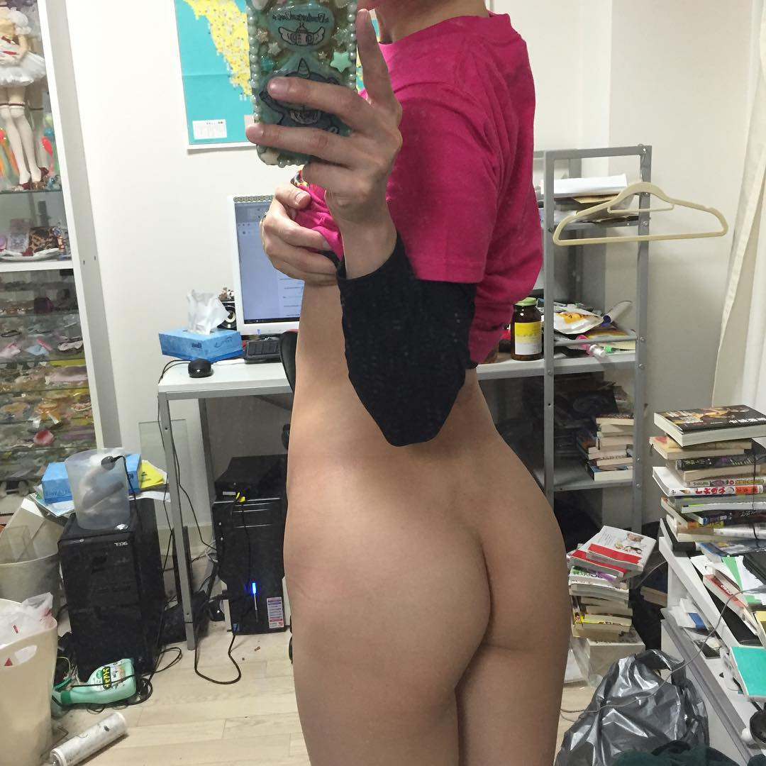 Ushijima-nude-sexy-photos-leaked-011-from-sexvcl.net_ Cosplay girl Iiniku Ushijima nude sexy photos leaked
