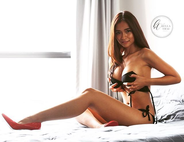 Bella-Thai-nude-sexy-photos-leaked-018-from-sexvcl.net_ Thai model Bella Thai nude sexy photos leaked